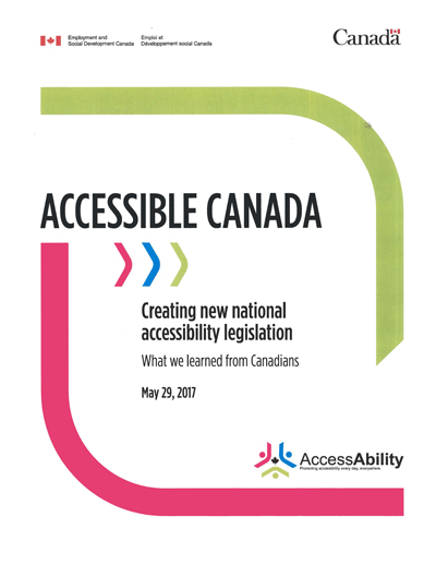 Canadian Accessibility Act